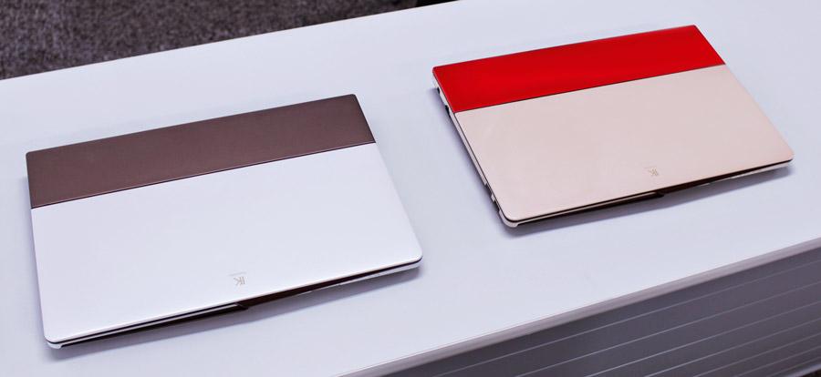 富士通が本気になって女性用のノートパソコンを開発