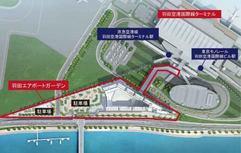 羽田 空港 新しい ホテル
