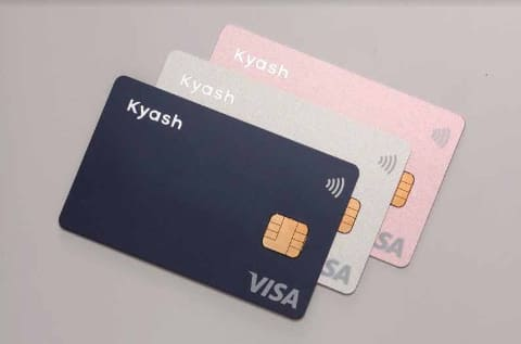 Kyash Card、ICチップやタッチ決済対応で2020年初頭発行。上限100万 ...