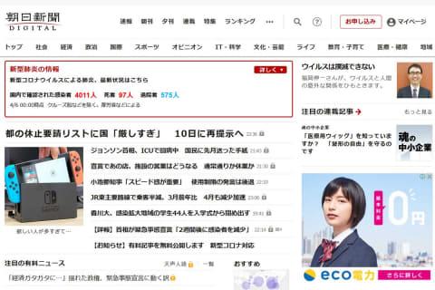 朝日 新聞 デジタル