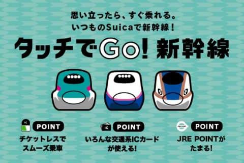 To 新幹線 のみ go