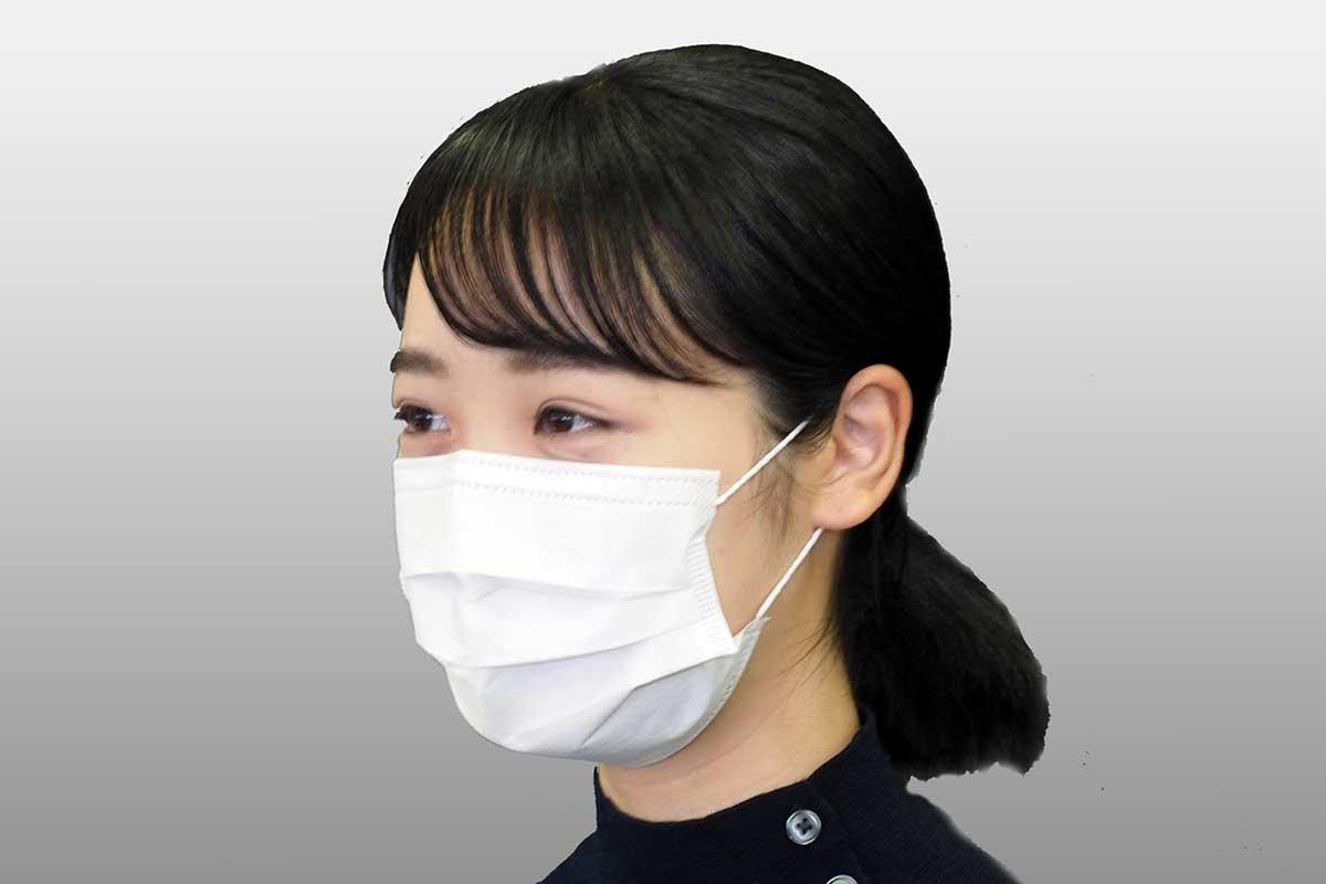 サイズ シャープ マスク