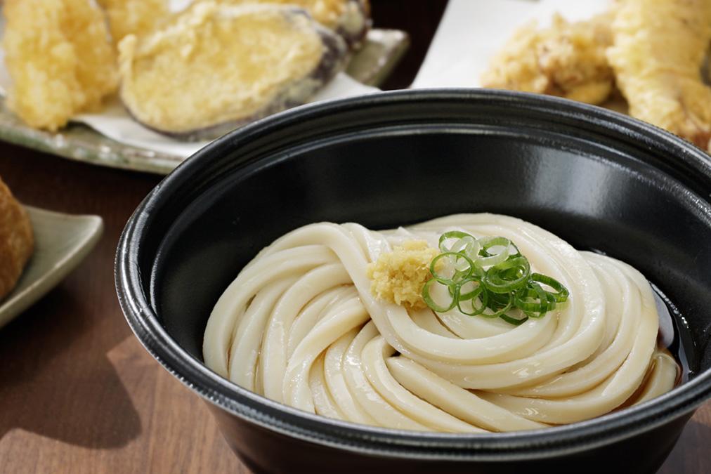 丸亀製麺、うどんのテイクアウト開始(2/5)