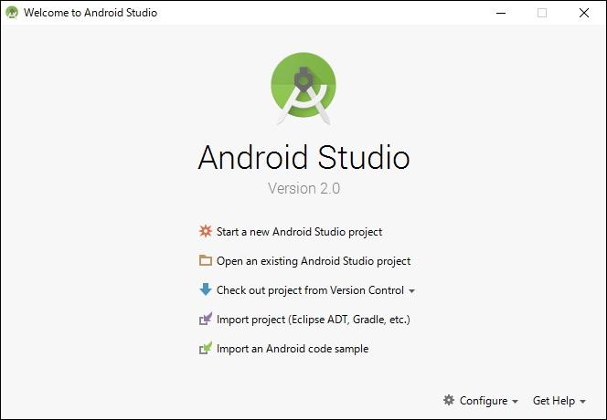 Google、「Android Studio 2.0」安定版を公開 - 窓の杜